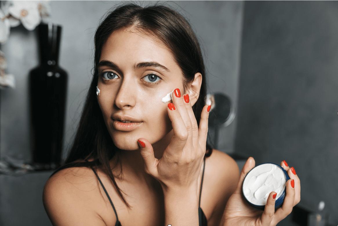 AHA vs BHA creams and lotions