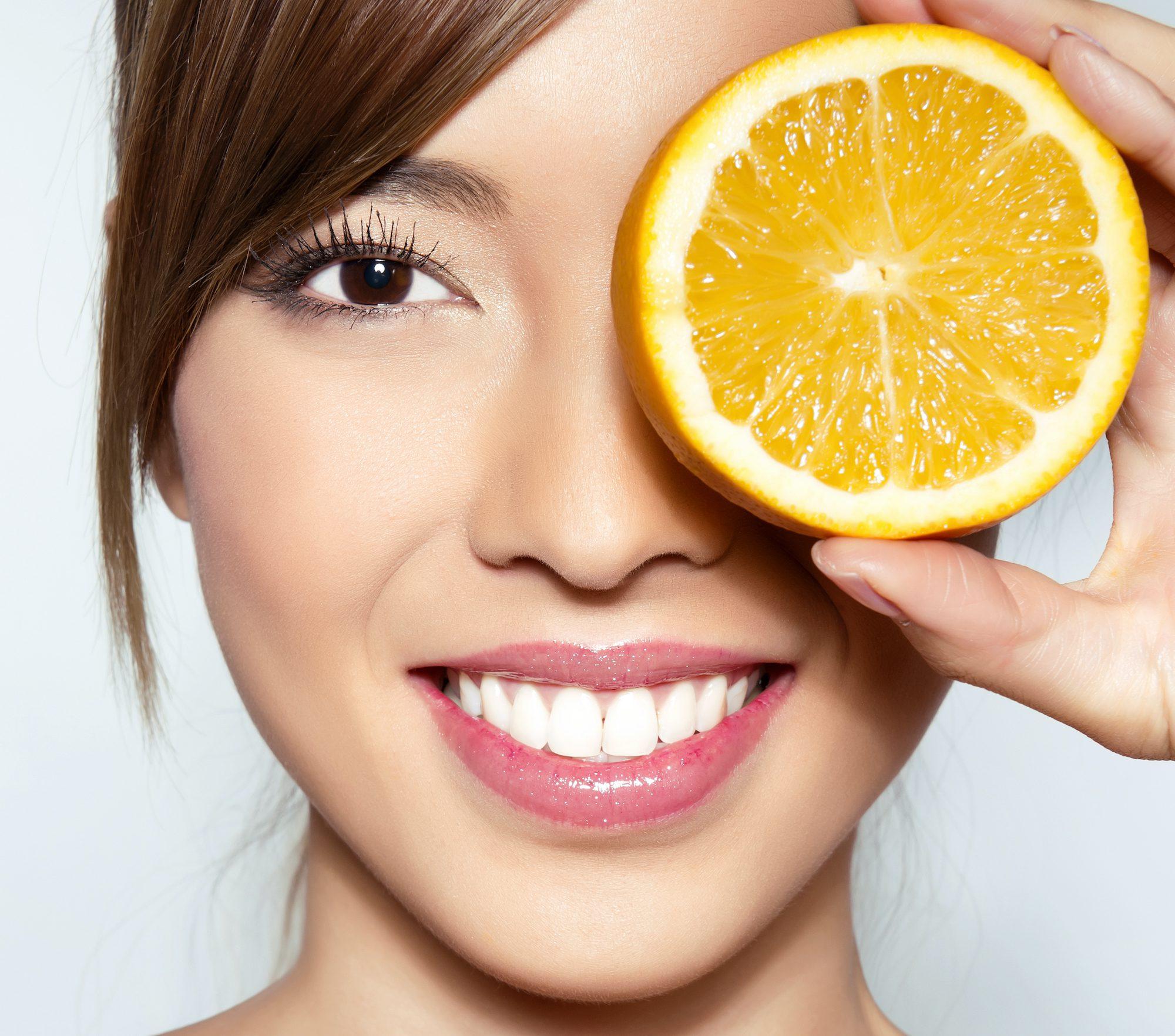 Vitamin C creams and serums