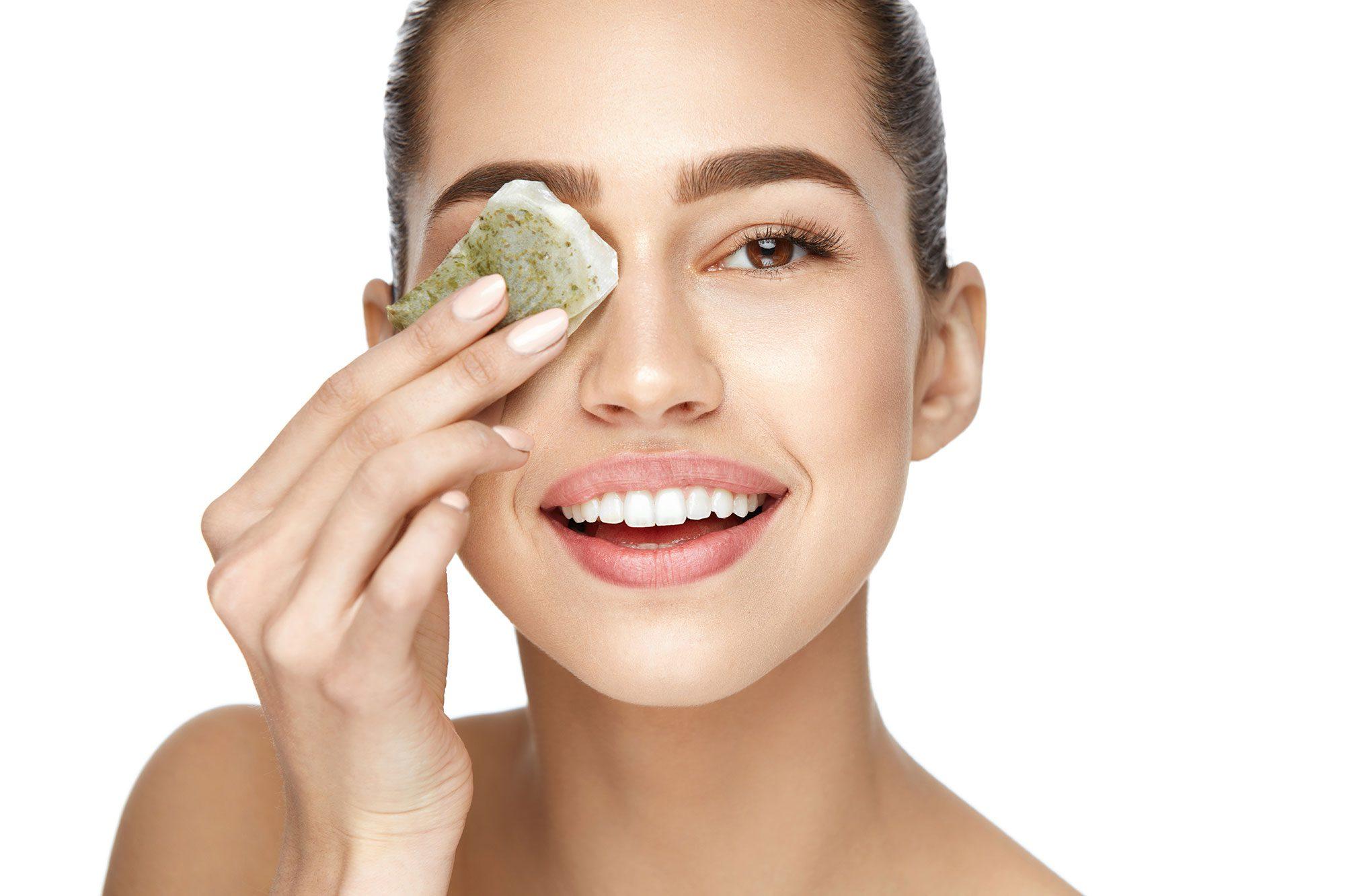 Green tea and skincare benefits
