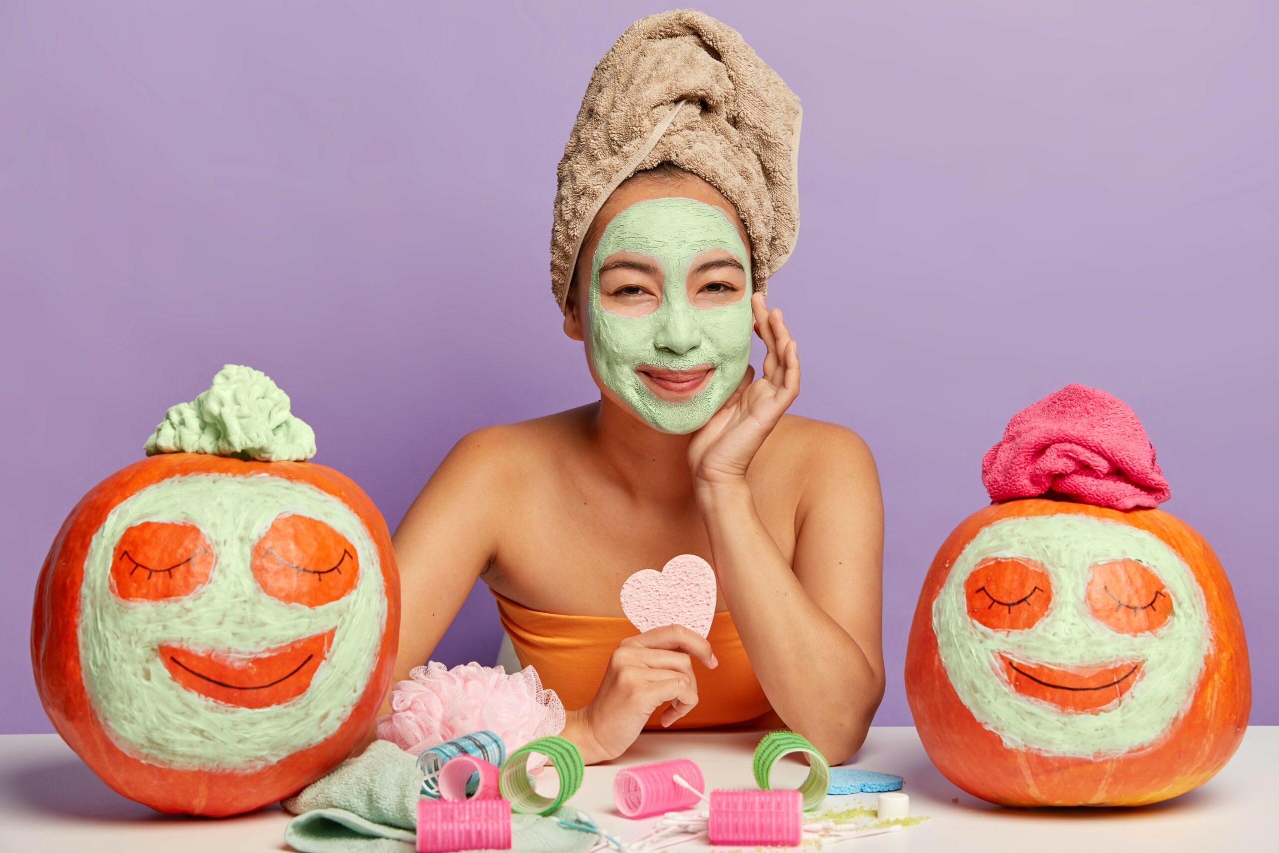 5 Step Skincare for Halloween